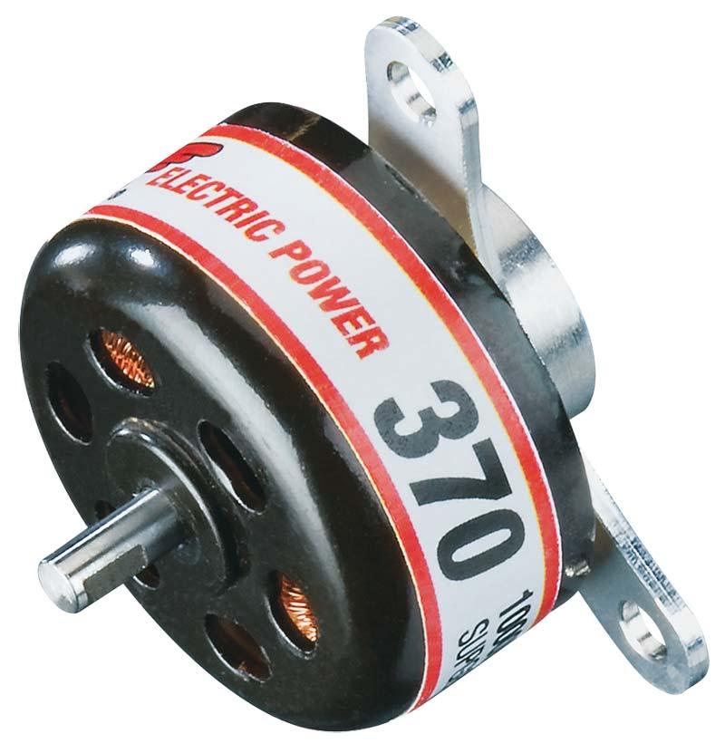 Supertigre Outrunner Brushless Motors